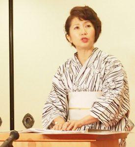 2016年9月 日本橋亭 講談発表会