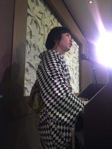 20190307 岡野会に出張講談に行きました!